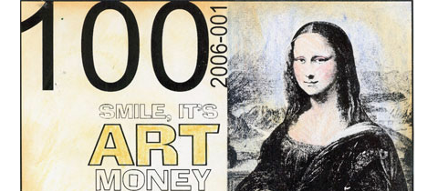Art and Money - In an ideal world.