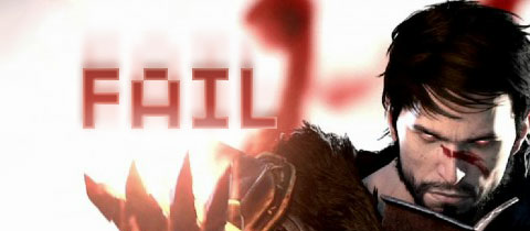Dragon Age 2 Fail