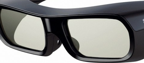 3D Glasses - Thankfully, also not the future.