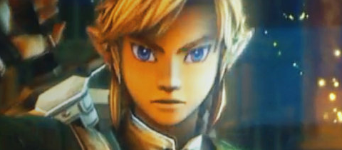 Link, he come to save the Princess Zelda