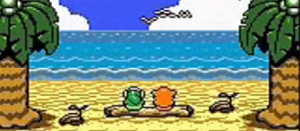 Ahh, Link's Awakening. My favourite game ever. The hours I wasted and still waste on this game...