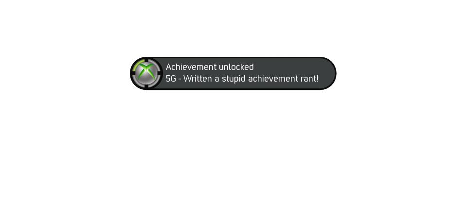 That Sense Of Achievement