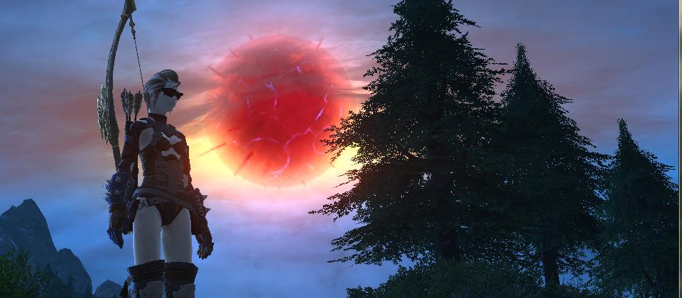 Final Fantasy XIV – To Watch A World Burn…