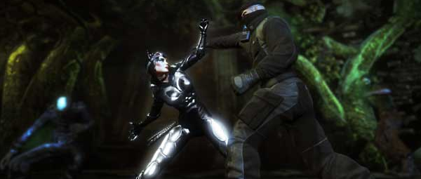 Of course, there were complaints about Catwoman. Apparently they covered her up... shocking!