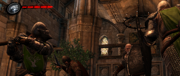 Wow, it's a Game of Thrones and... urgh, let's just play The Witcher 2.