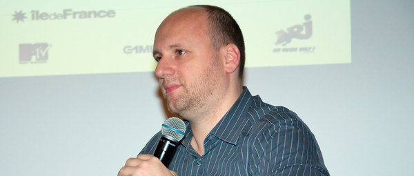 David Cage (image from Wikipedia)