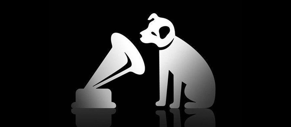 HMV - His Master's Voice...