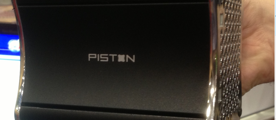 This is The Piston. Or a Steambox.