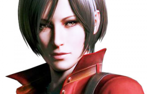 Ada Wong - A Bit All White?