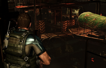 No doubt in my mind Resident Evil 6 was kinda made for the PC. Likely moreso than consoles.