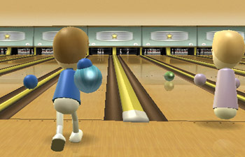 Wii Sports is peculiar in that it's so unassuming. But it's Nintendo's biggest property!