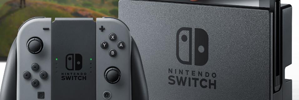 Nintendo Switch – Wow!