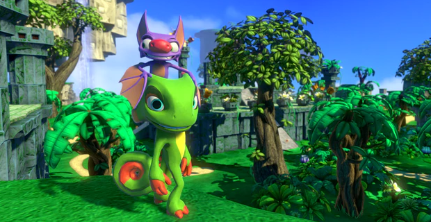 Nope, The Yooka-Laylee Thing Doesn't Shock Me.