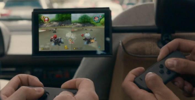 On The Switch And Advertising.
