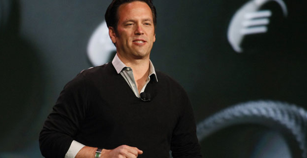 Phil Spencer - Stock Image.