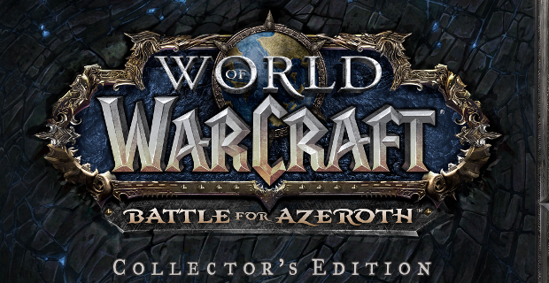WoW: Battle for Azeroth CE logo