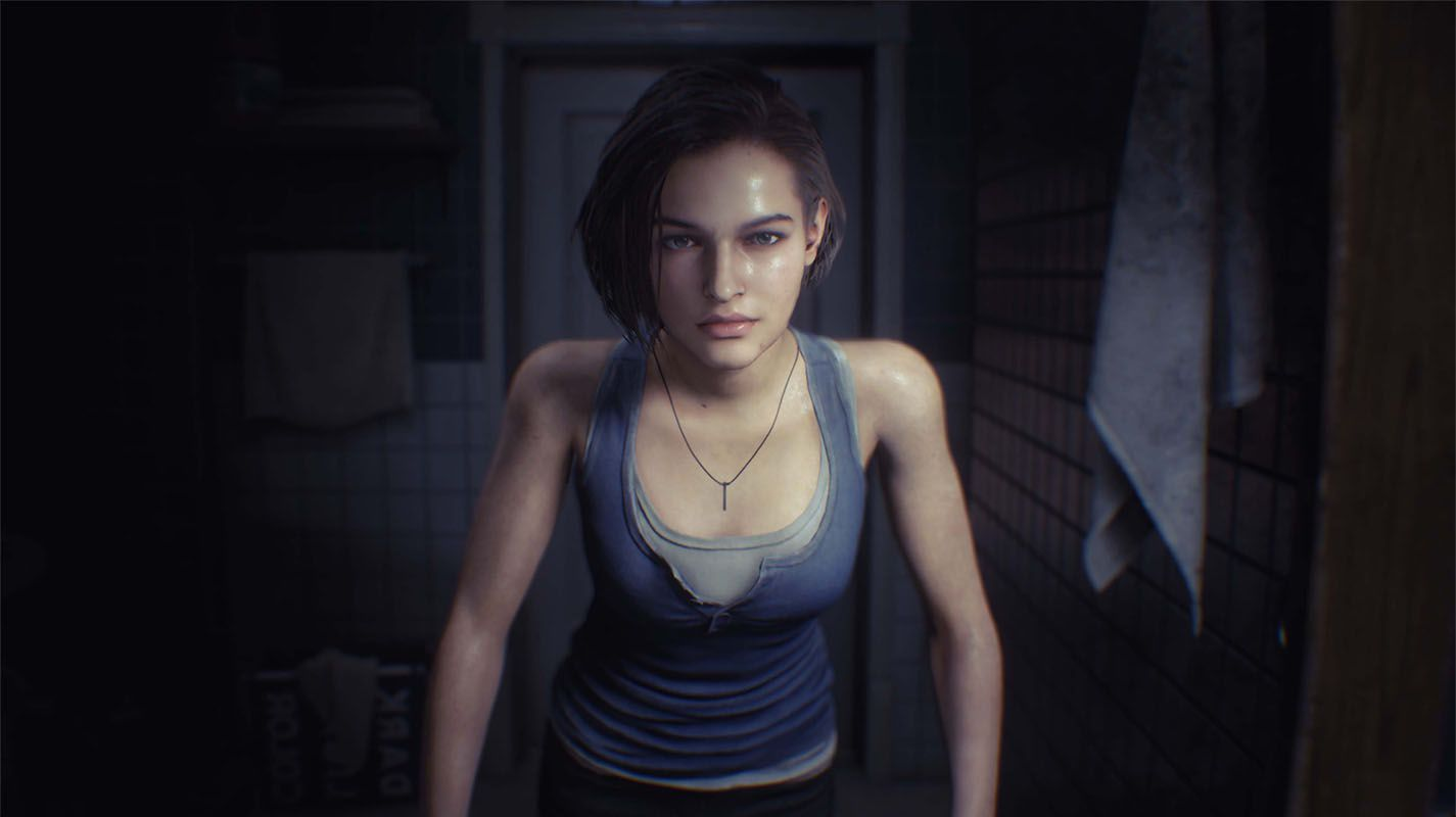 Resident Evil 3 Remake: Oh. Oh dear.